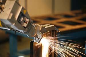 decoupe laser 5 axes, détourage laser pièce en volume